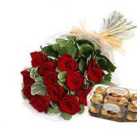 Rosas e Chocolates
